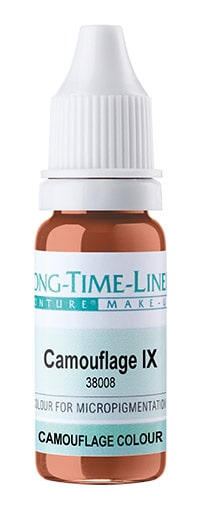 LONG TIME LINER Camouflage IX