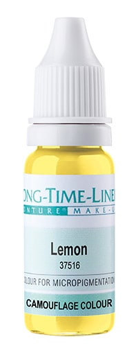 LONG TIME LINER Camouflage Lemon