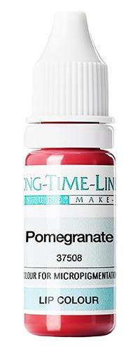 Lip-Pomegranate