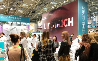LONG-TIME-LINER® Permanent Make Up Techniken & Schulungsangebot @ BEAUTY FORUM Messe München 2018