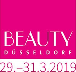 SAVE THE DATE! BEAUTY Düsseldorf vom 29. – 31. März 2019