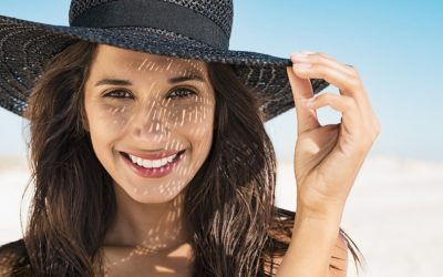 Permanent Make Up Protection Enjoying summer with your PMU.