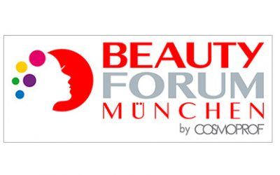 SAVE THE DATE! BEAUTY FORUM MÜNCHEN 26. & 27.10.2019