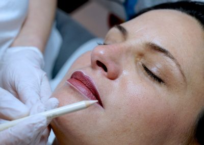 PMU Lippenkorrektur