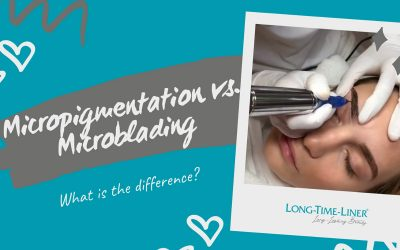 The difference between MICROPIGMENTATION & MICROBLADING