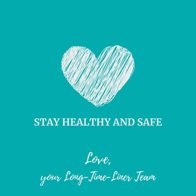 STAY HEALTHY AND SAFE