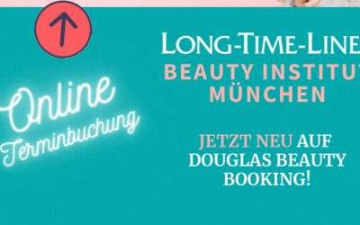 LONG-TIME-LINER Beauty Institut München JETZT bei Douglas Beauty Booking!