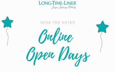 LONG-TIME-LINER® ONLINE OPEN DAYS am 20. & 21. Oktober 2020