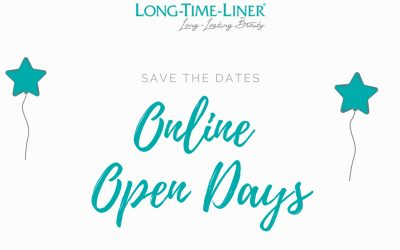 LONG-TIME-LINER® ONLINE OPEN DAYS am 20. & 21. Oktober 2020