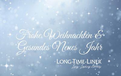 Frohe Weihnachten & Gesundes Neues Jahr