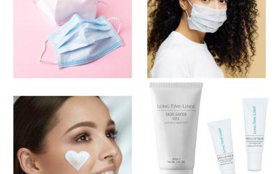 So vermeiden Sie Hautprobleme beim Tragen einer Gesichtsmaske