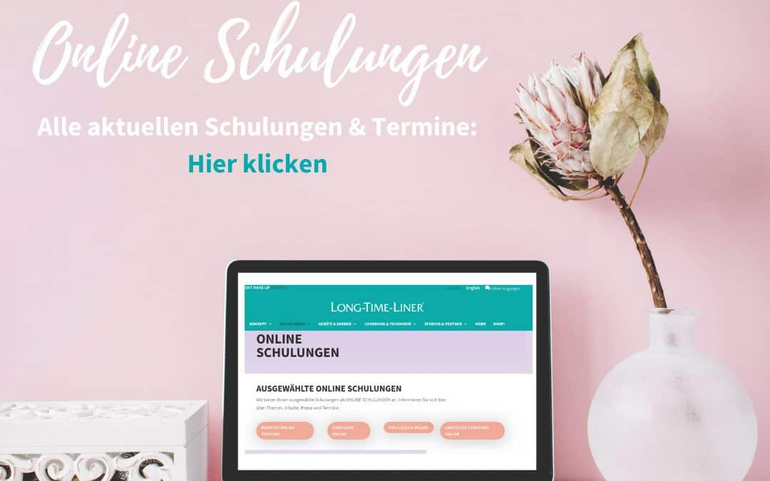 LONG-TIME-LINER® ONLINE SCHULUNGEN