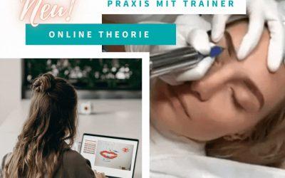 GRUNDAUSBILDUNG KOMPAKT als Kombi-Schulung mit Online Theorie & Praxis mit Trainer