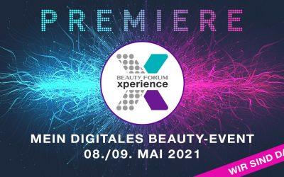 LONG-TIME-LINER® auf der BEAUTY FORUM Xperience am 8. + 9. Mai 2021