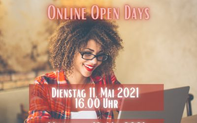 LONG-TIME-LINER® ONLINE OPEN DAYS 11. & 12. Mai 2021