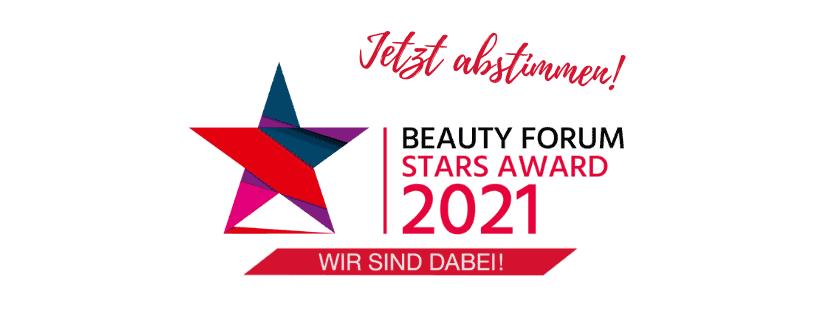 BEAUTY FORUM STARS AWARD 2021 – Vote now!